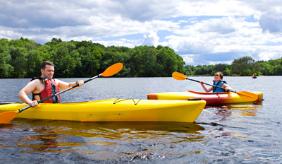 $19 -- Guided Kayak Tour on Lake Ray Hubbard, Reg. $40