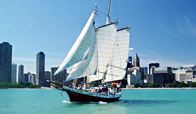 $35 - Lake Michigan: 'Gorgeous' Tall Ship Cruise, Reg. $95