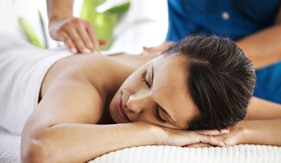 $39 - Top Aveda Salon: Hour Aromatherapy Massage, Half Off