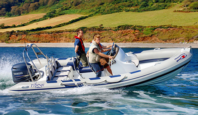 £25 -- Anglesey: 2-Hour Summer Powerboat Tour, Reg £45