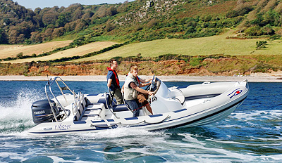 £20 -- Anglesey: 2-Hour Scenic Powerboat Tour, Reg £40