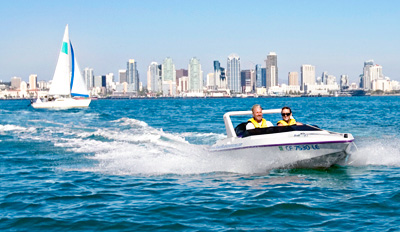 $64 -- Big Bay Speedboat Adventure for 2, Reg. $125