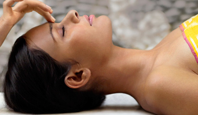 $49 - 2-Treatment Package at Aveda Spa, Reg. $95