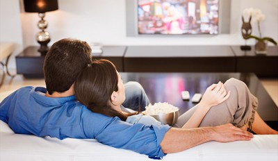 £6 -- 3-Month Movie Streaming & DVD Rental Package