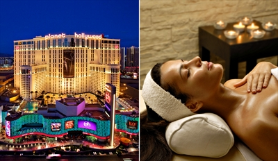 Planet Hollywood Spa Day: Any Services up to $200