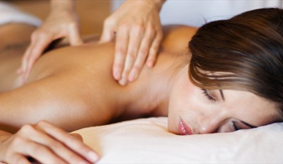 $39 -- Celeb-Fave Spa: Massage or Facial, Reg. $85