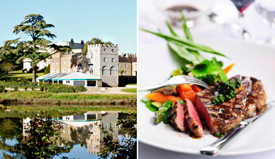 £109 -- Pembrokeshire National Park Gourmet Escape, Reg £230