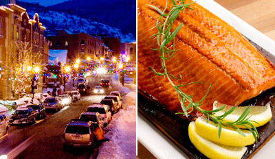 $29 - Park City Mag Pick: Dinner for 2 on Main St., Reg. $62