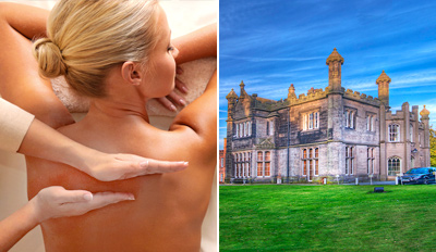 £29 -- Massage & Facial at Georgian Country House, Reg £60
