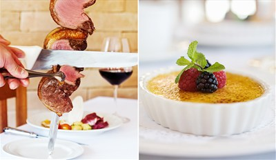 $69 - Unlimited Brazilian Steakhouse Dinner for 2 w/Wine