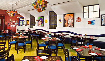 $39 - Zagat-Rated 'Excellent' Latin Dinner for 2, Reg. $83