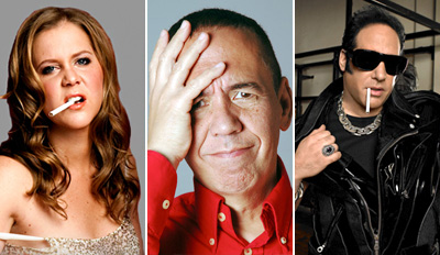 $19 - Celebrity Comedians in Vegas at the Riviera, Reg. $54