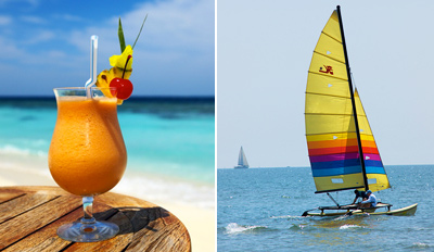 $19 -- Waikiki Catamaran Cruise with Mai Tais, Half Off