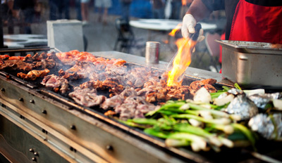 $79 -- Barbecue Cooking Class w/Dinner, Reg. $185