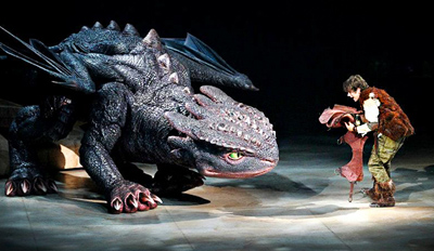 $13.50 - 'How to Train Your Dragon Live,' Reg. $24.50
