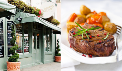 £25 - Dinner for 2 at Award-Winning Essex Brasserie, Reg £77