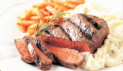 $49 - Omaha Steaks: 36 Gourmet Cuts and Sides, Reg. $177