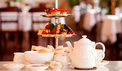 $19 -- 5-Star Elegant High Tea near Swan River, Reg. $39