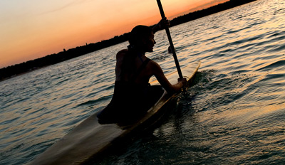 $49 - Kayaking and Drinks for 2 on Rockaway Beach, Reg. $99
