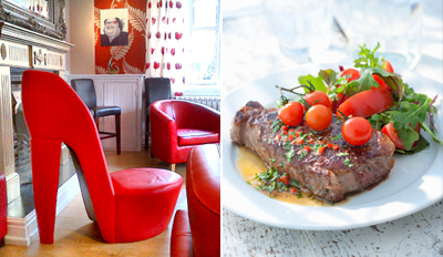 £35 -- Northwich: 3-Course Italian Dinner for 2, Reg £74