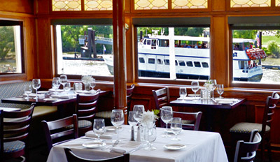 $49 - Delta King: 4-Course Riverboat Dinner for 2, Reg. $100