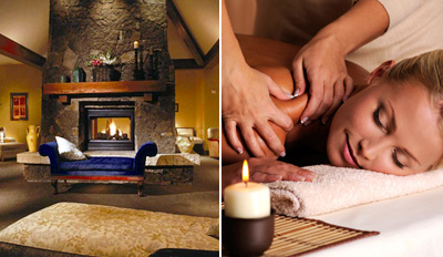 $99 - 'Vail's Best Spa': Massage & Bubbly at Aria, Reg. $195