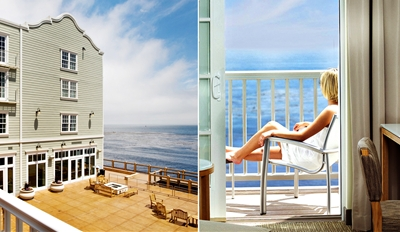$139 - InterContinental Monterey: Luxe Spa Day w/Massage