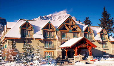 $139 - Rockies: 2-Night Banff Stay in Ski Season, Reg. $238