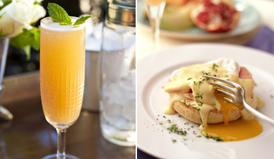$19 - Centurion: Brunch or Lunch for 2 w/Drinks, Reg. $40