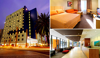 $99 -- Melbourne: Southbank Hotel w/Breakfast, Save 45%