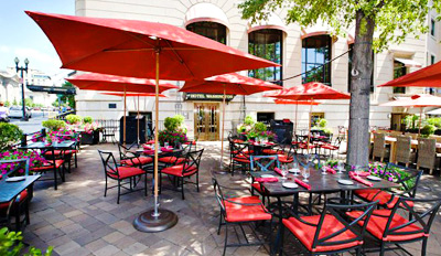$40 - Jean Georges: Patio 'Picnic' for 2 w/Beers at J&G