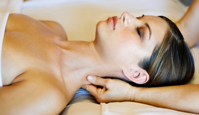 $89 -- Pure Salon & Spa: Massage & Facial w/Wine, Reg. $195