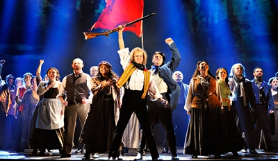 $12.50 - 'Les Miserables' at Miller Auditorium, Half Off