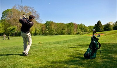$59 -- Golf in Grey-Bruce: 18 Holes & Cart for 2, Reg. $120