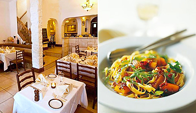 £16 -- Highly Rated Italian Dinner in Pontcanna, Reg £40