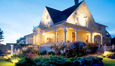 $249 - Elegant 2-Nt. Mendocino Escape w/Breakfast, Reg. $650