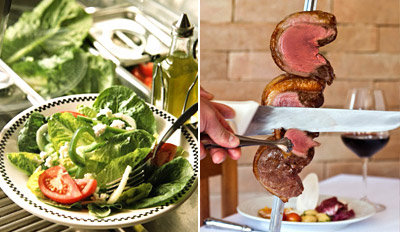 $29 - Unlimited Brazilian Steakhouse Dinner for 2, Reg. $61