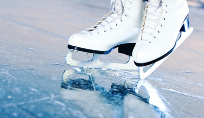 $10 - Ice Skating for 2 in Anaheim, Reg. $26