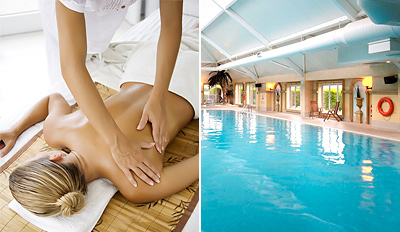 £39 -- Spa Day w/Massage, Facial & Cream Tea, Reg £68