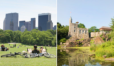 $10 - Bike Central Park through Fall w/Ice Cream, Reg. $21