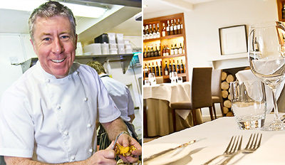 £69 - Celebrity Chef: 7-Course Menu for 2 w/Bubbly, Reg £130