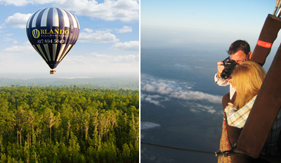 $99 - Sunrise Balloon Ride w/Breakfast & Bubbly, Reg. $175