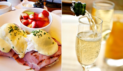$19 - Brunch for 2 w/Drinks on Old South Pearl, Reg. $38