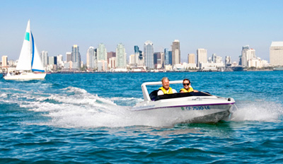 $55 - Tampa Bay Speedboat Adventure for 2, Reg. $118