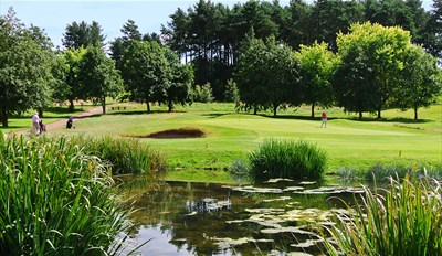 £25 -- Round of Golf for 2, All Week Until June, Reg £71