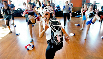 $15 - Pure Austin: 10 Visits at 'Best Local Gym,' Reg. $150