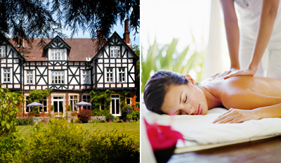 £29 -- Historic Country House: Massage & Facial, Reg £65