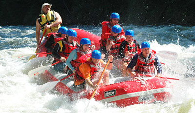 $49 - Presale: Whitewater Rafting Trip w/Lunch, Reg. $129