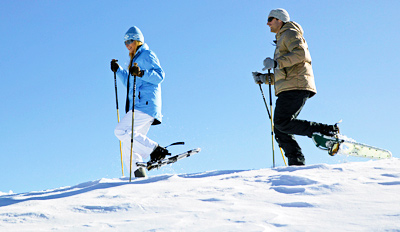 $13 - Snowshoe Tour of Niagara Escarpment w/Tubing, Reg. $35