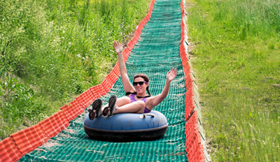 $15 - Woodbury Ski Area: 3 Hours of Summer Tubing, Reg. $30